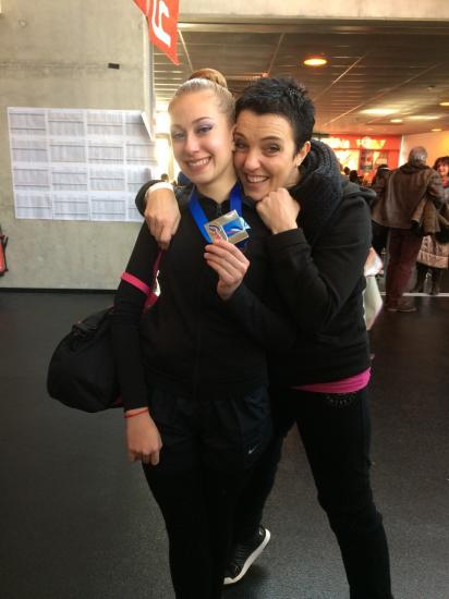 Aurore et Sandra